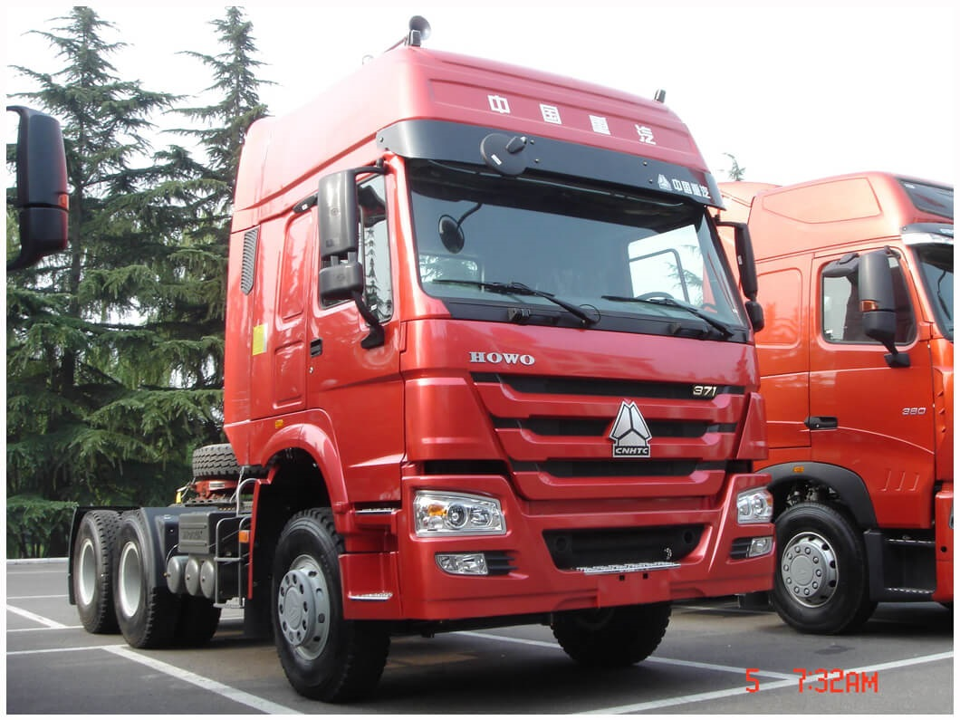 HOWO 6X4 Tractor Truck
